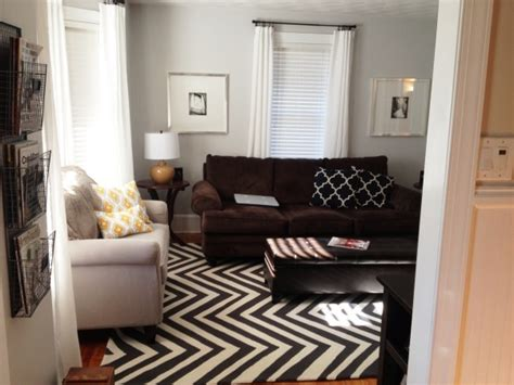 Yellow And Grey Chevron Living Room 17 Best Ideas About Chevron Living Rooms On