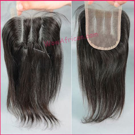 vixen sew in with closure how to do a middle part closure black hairstyle and haircuts