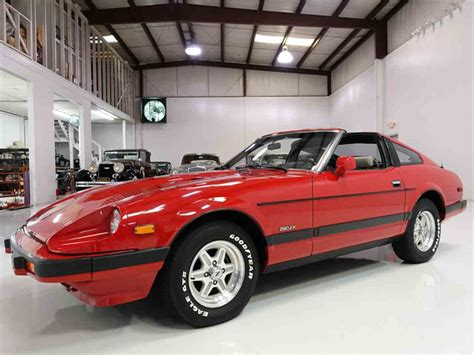 1982 datsun 280zx parts 1982 datsun 280zx for sale classiccars cc 999424