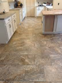Kitchen Vinyl Floor Tiles Luxury Vinyl Traditional Kitchen Sacramento By Precision Flooring