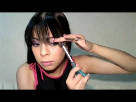 tutorial rambut oval tutorial cortando a franja youtube