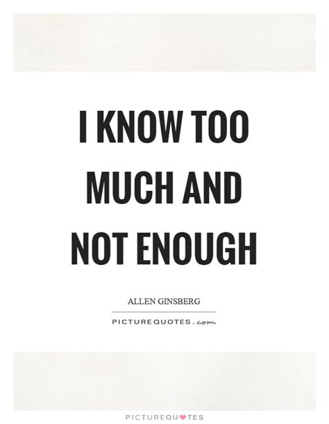I I This Much by I Much And Not Enough Picture Quotes