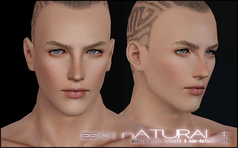 sims 3 default replacement skin image gallery sims 3 skins
