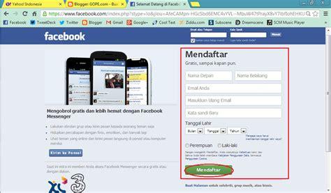 gagal membuat akun facebook langkah langkah membuat akun facebook