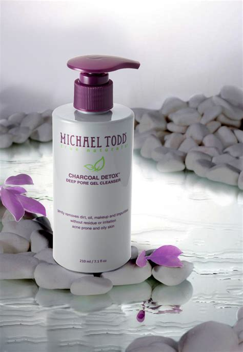 Michael Todd Charcoal Detox by Gorgeous Giveaway Michael Todd Charcoal Detox Pore