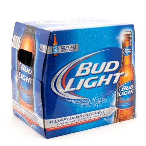 bud light 12oz bottle 12 pack wine and