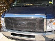 ford      super duty winter front grill cover  bug screen