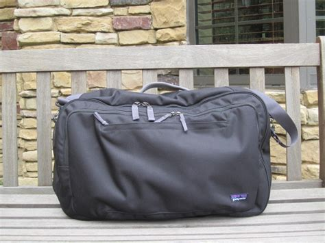 gear review patagonia mlc transport one bag one world