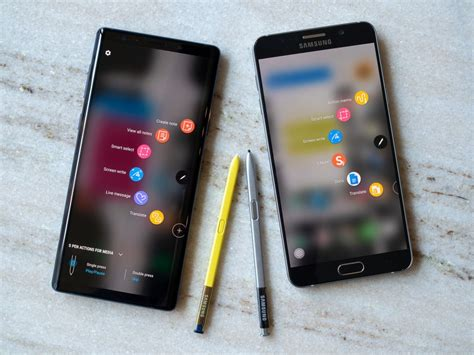 3 samsung note 9 samsung galaxy note 9 vs galaxy note 5 should i upgrade android central