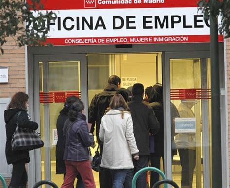 oficina desempleo madrid alcorc 211 n el desempleo baja en abril en 422 personas