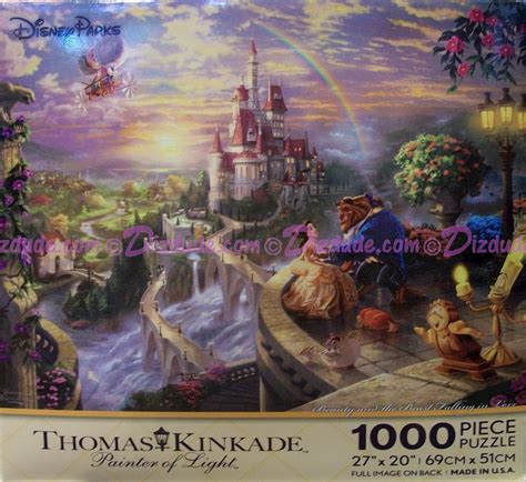 1000 images about beauty and the beast set design on thomas kinkade disney puzzleugg stovle