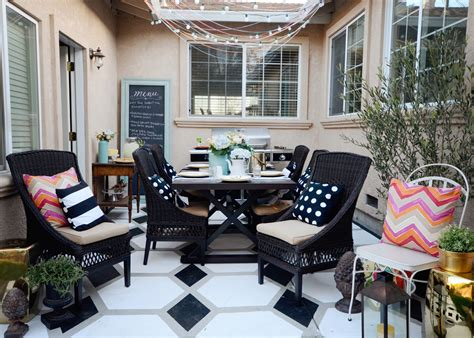 our home depot patio challenge is live brittanymakes
