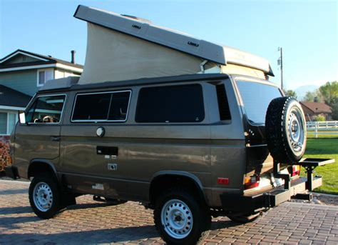 volkswagen westfalia 4x4 4wd vw bus westfalia for sale autos post