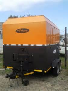 Used Car Trailers For Sale In South Africa Used Mobile Food Trailer In Trailers For Sale Western