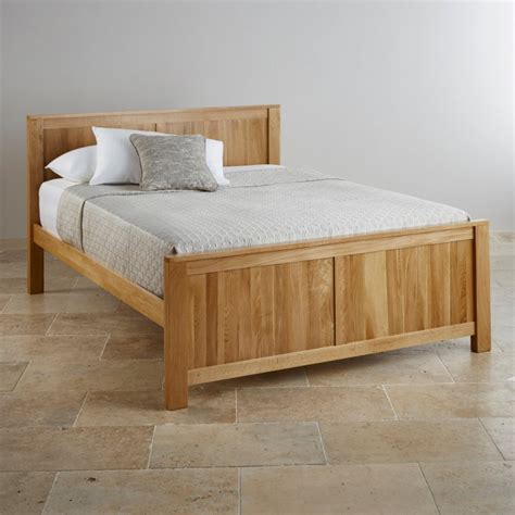 oak bedroom sets king size beds oakdale solid oak king size bed bedroom furniture