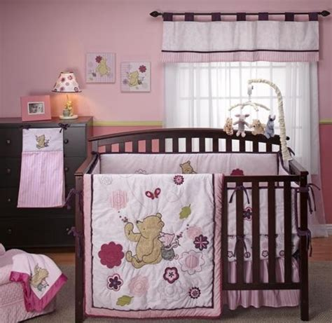 Classic Pooh Crib Bedding Set 17 Best Images About Nursery On Pinterest Harry Potter Nursery Baby Rooms And Vintage Disney