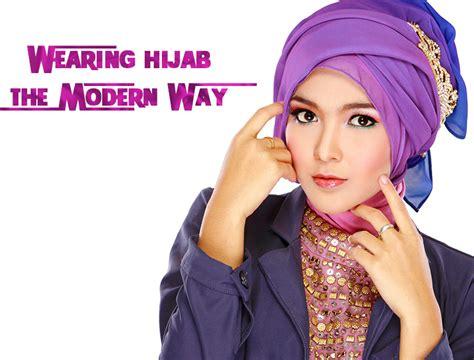 Modern Ways Of Hijab Draping The Royale