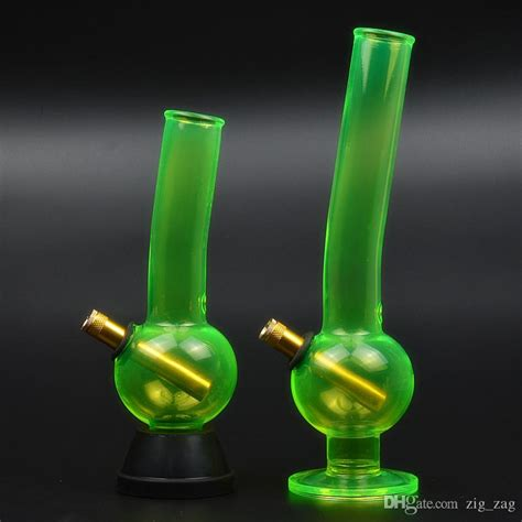 colorful bongs wholesale fluorescent green glass pipes colorful water