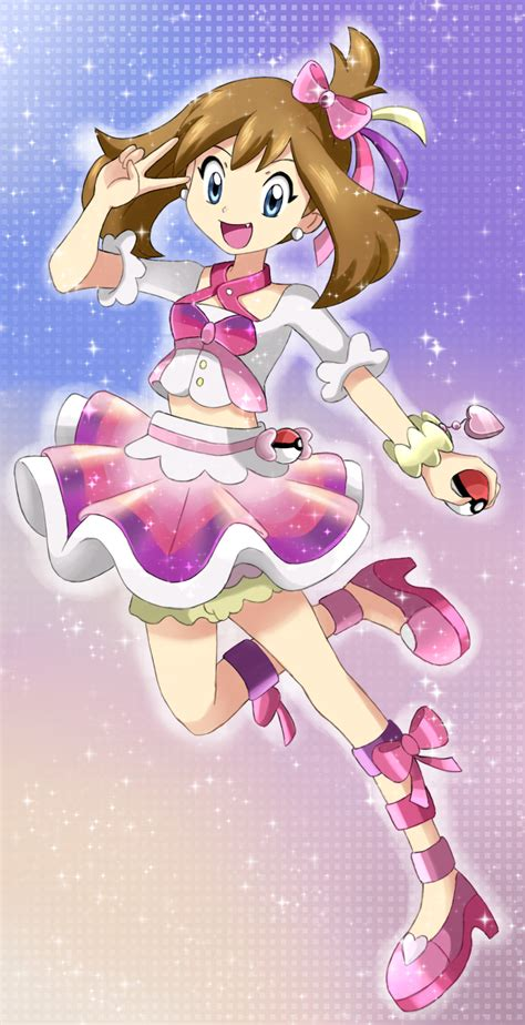 Sapphire Giveaway - sapphire pokemon special contest outfit by starrockie on deviantart