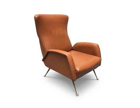 poltrone vintage anni 60 poltrona anni 50 piedi in ottone italian vintage sofa