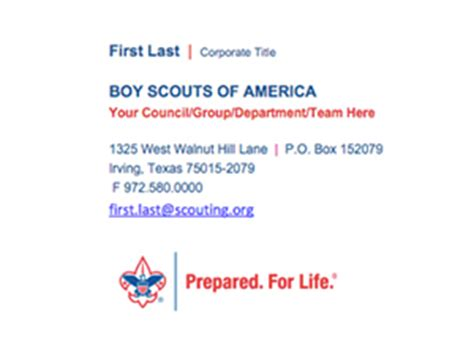boy scout business card template boy scout business cards image collections business card