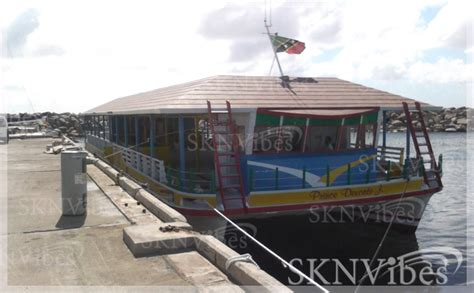sknvibes boat schedule sknvibes local entrepreneur gives skn its first party boat