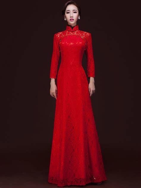 Sleeve Cheongsam sleeve cheongsam qipao wedding dress