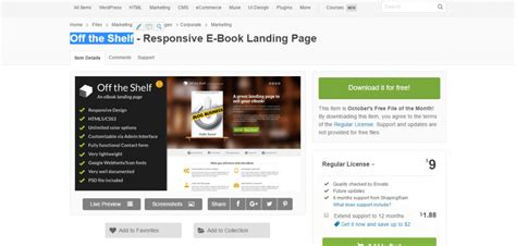 100 Html5 Css3 Ecommerce Website Template | polishop html template free rar