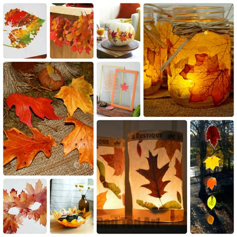 leaf crafts 187 wee folk art