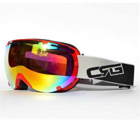Snail Goggle Mask Mx 20 Silver bjglobal new anti fog mask ski helmet goggles reflective motocross glasses sport gafas mx