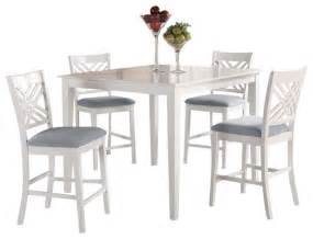 Standard Height Of Dining Table And Chairs Standard Furniture White Square Counter Height Table With 4 Chairs Traditional
