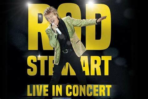 u2 fan club presale code rod stewart reveals 2018 tour dates ticket presale code