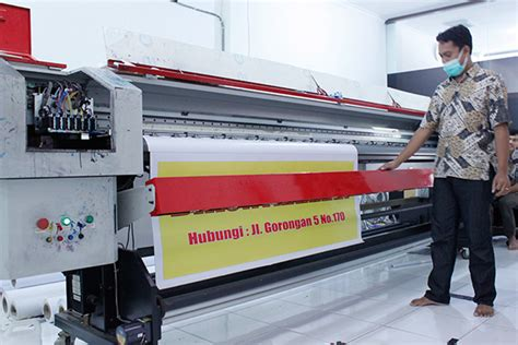 Mesin Antri Digital agung digital printing yogya gudegnet