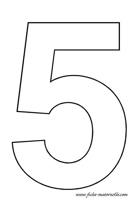 templates for pages 5 fiches maternelles chiffres 224 d 233 corer en maternelle
