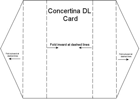 Concertina Cards Templates by Free Printables From Imag E Nation