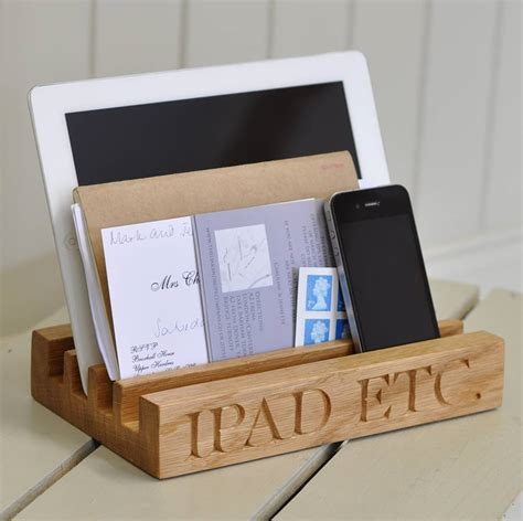 Diy Charging Station Ideas by Mummy S Desk And Gadget Tidy By The Oak Amp Company