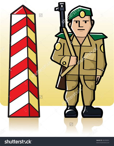 the border guard clipart clipground