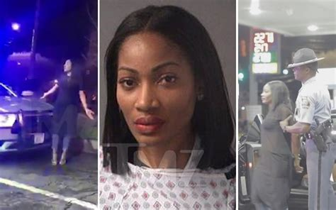 atlanta garbage man thrown in jail after getting to work mugshot madness erica dixon arrested for disorderly