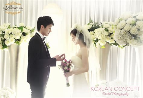 Wedding Photoshoot Concept by Korean Concept Bridal Photography Check In At Your