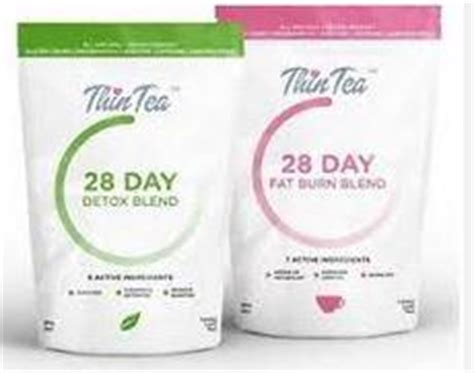 Thin Tea Detox South Africa by Weight Management Slimming Thin Tea Detox Blend 28 Day