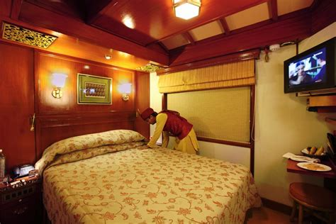 Cabin Express by Maharajas Express Deluxe Cabin India Rail