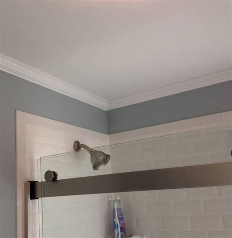 molding for bathroom top 28 bathroom crown molding ideas bathroom crown
