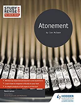 study and revise for amazon com study and revise for as a level atonement ebook david james kindle store