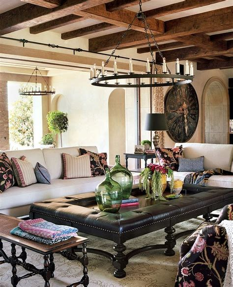 spanish style living room living room furniture ideas for any style of d 233 cor