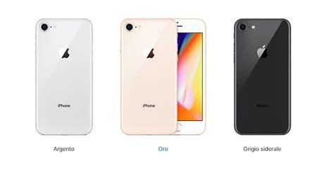 e iphone 8 plus apple presenta iphone 8 e iphone 8 plus caratteristiche e prezzi