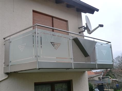 balkongeländer edelstahl metallbau rabe gmbh schmiedebetrieb in ringgau r 246 hrda