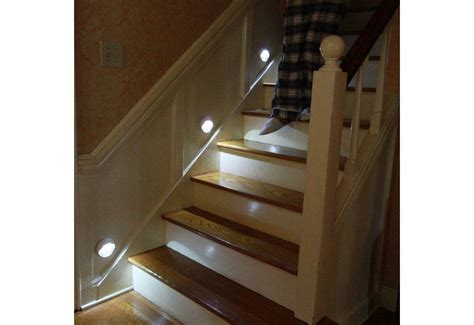 motion activated light motion activated lights on stairs awesome fixing