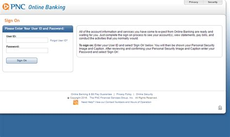 pnc bank personal banking pnc bank my account bing images