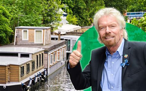 branson boat rentals you can rent richard branson s london houseboat travel