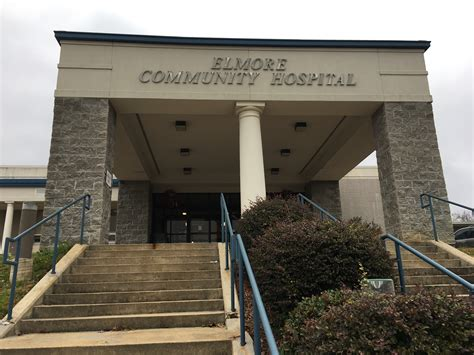 Elmore Community Hospital Detox by Financial Woes Put Alabama S Rural Hospitals On
